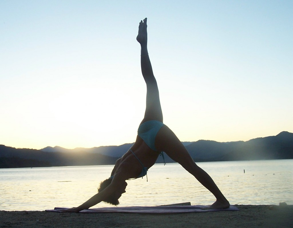 *Free* Yoga During National Yoga Month