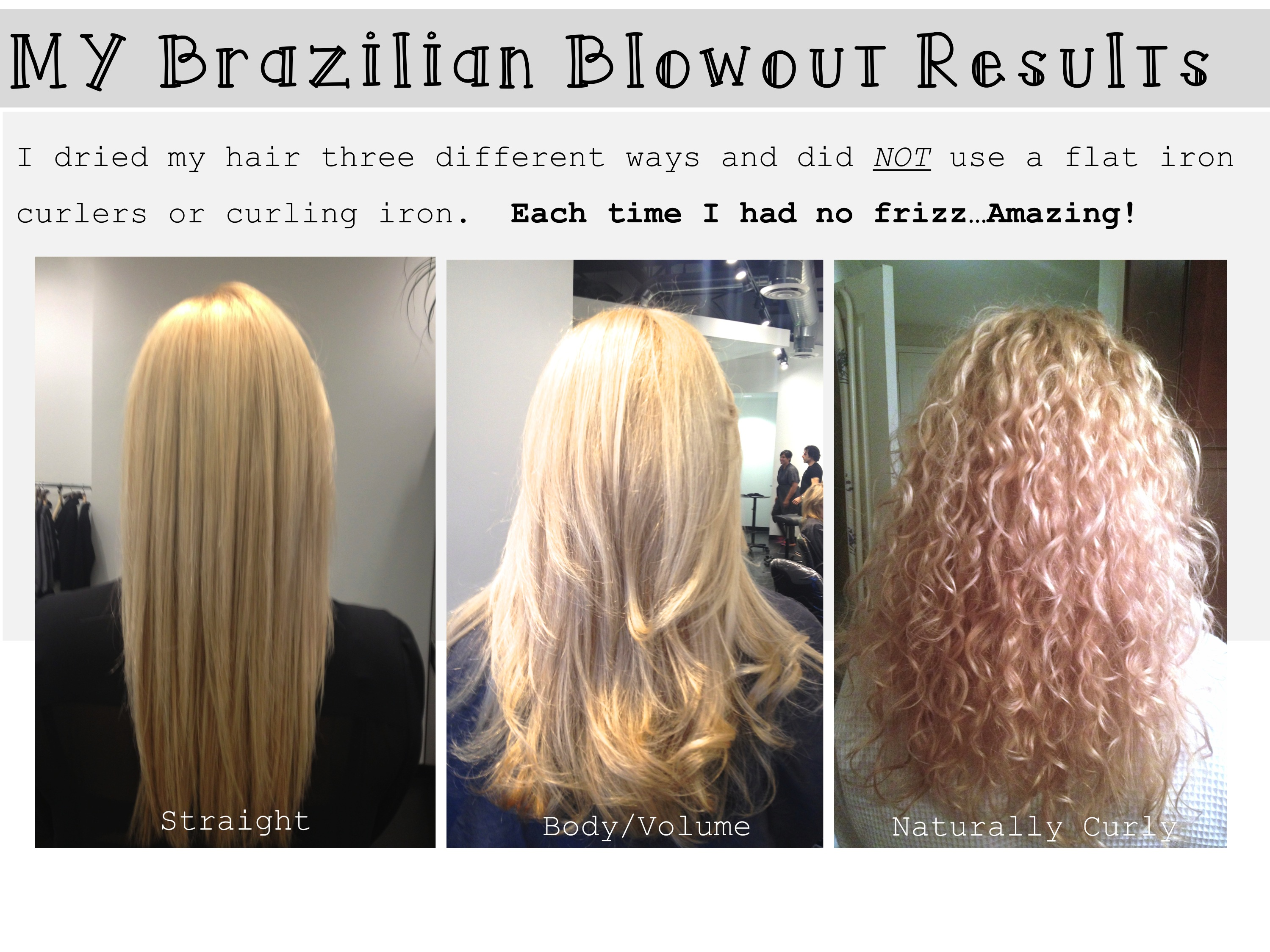 Brazilian Blowout Oh My Obsession Brittany Blum