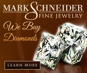 Mark Scheider - We Buy Diamonds - small rectangle