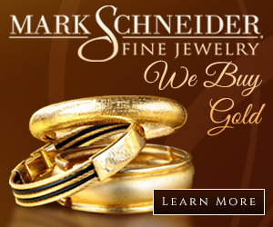 Mark Scheider - We Buy Gold - small rectangle