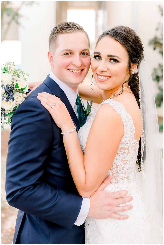 bride and groom portraits in denham springs louisiana