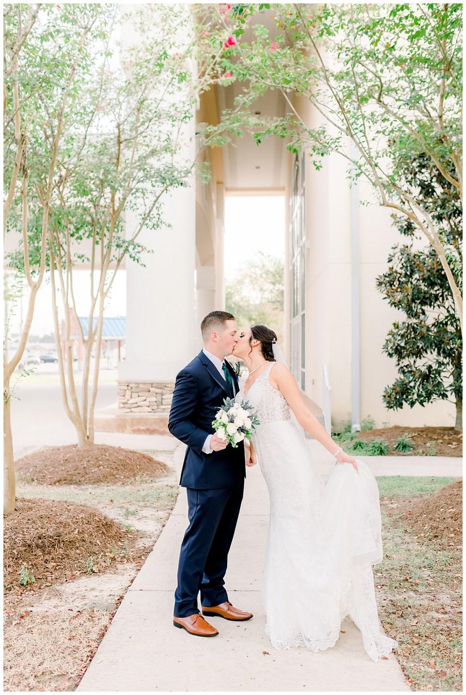 denham springs wedding day portraits