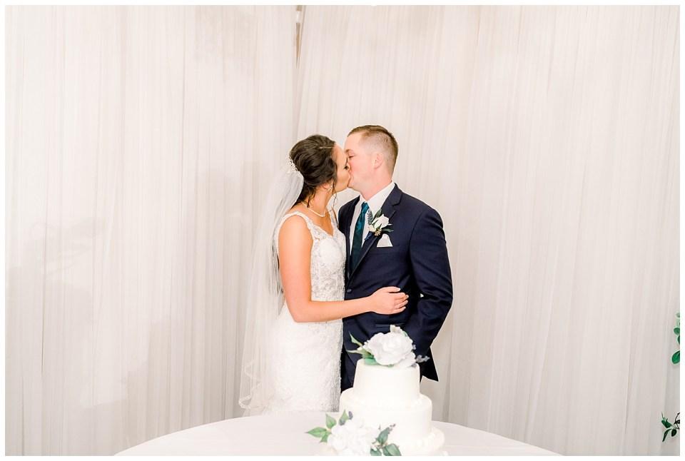 bride and groom portrait in denham springs louisiana