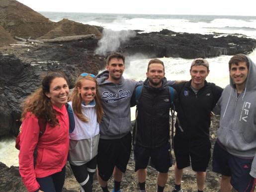 Oregon Coast post-Olympic trials