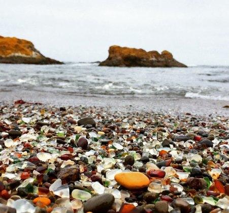 Sea Glass Beach © Brittany Webb