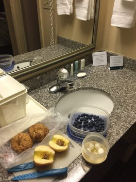 Happy Trails: Dealing With Diet as You Travel (December 14, 2017)