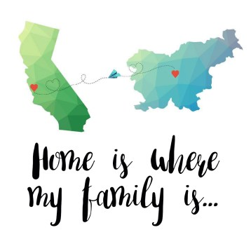 Home is where my family is