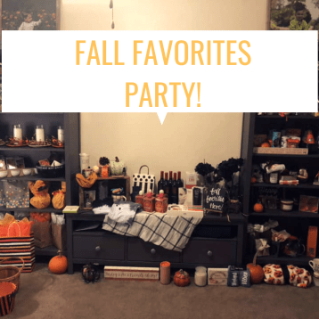 Fall Favorites Party