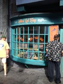 A shop for show.