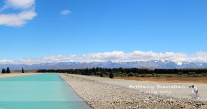 Driving from the north to the south can be tiring but nothing could be more enjoyable than blasting some tunes, stumbling across quaint villages and beautiful landscapes such as Lake Tekapo (pictured).