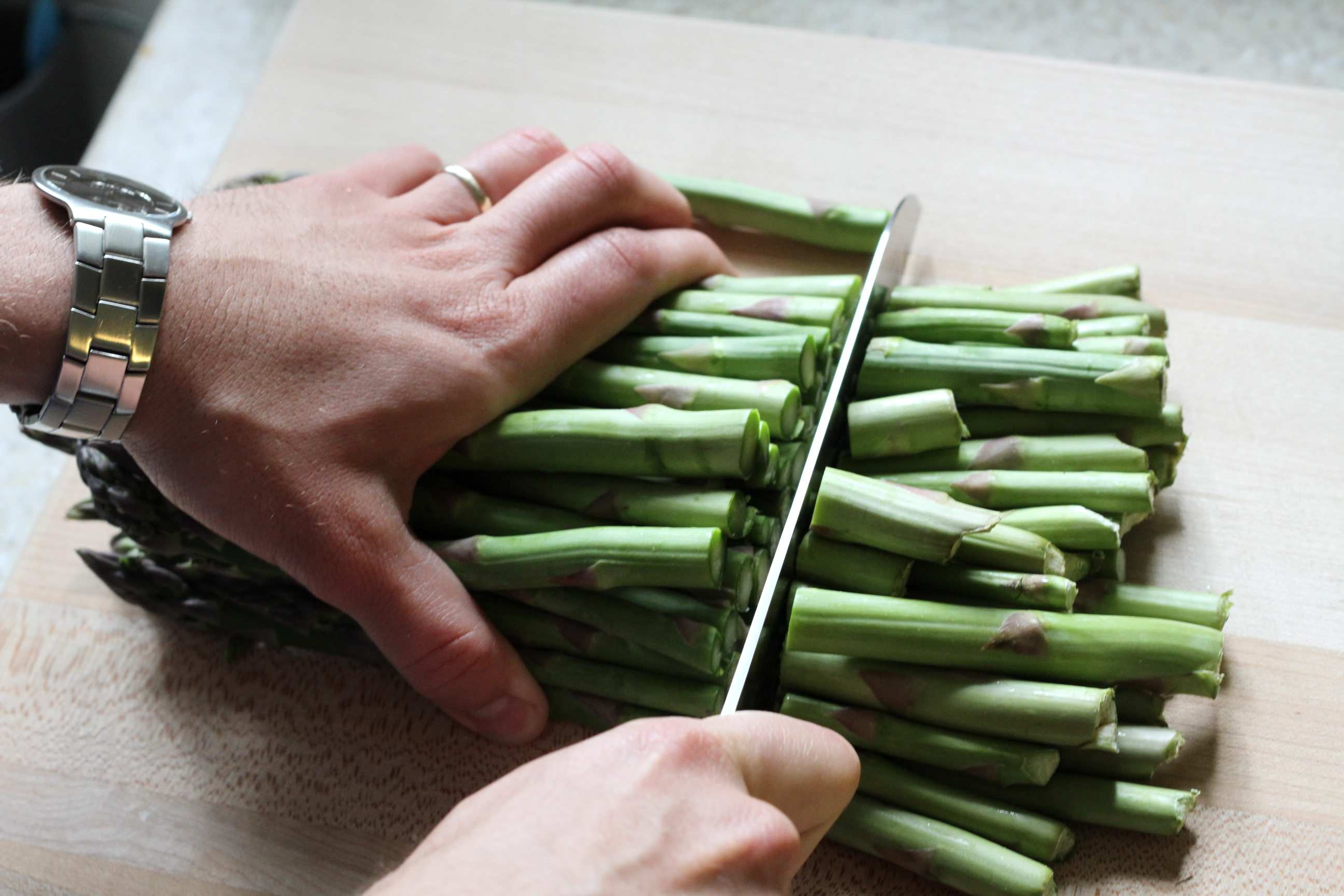 How To: Roast Asparagusa Step By Step Guide To Making This Tasty Side €�