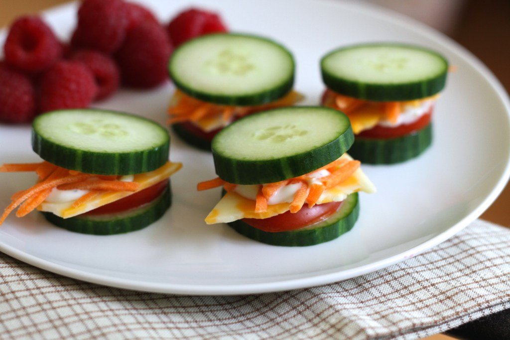 Cucumber Stackers