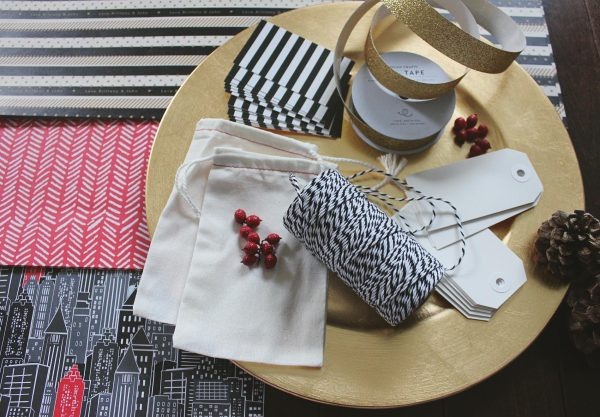 Essentials for Perfectly Wrapped Gifts with Minted ...