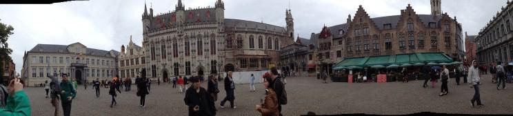 Main Square in Brugge