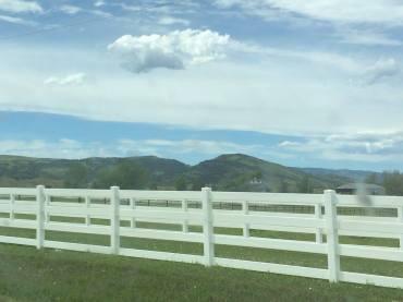 mountains near Longmont