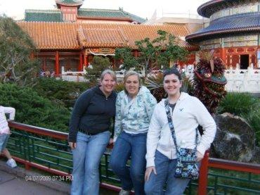 Taylor, Sam, and I in China