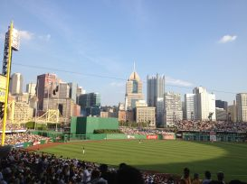 Pirates game