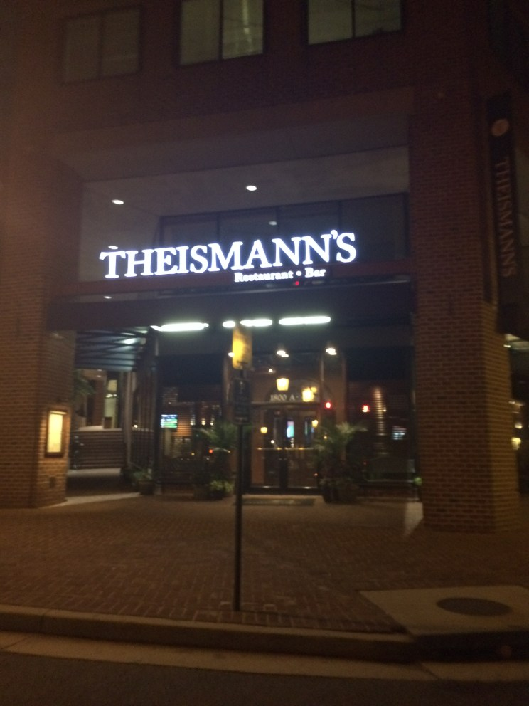 Theismann's
