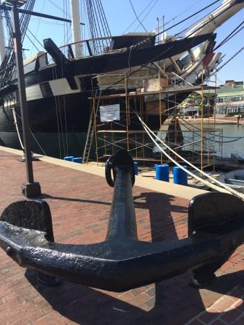HUGE anchor!