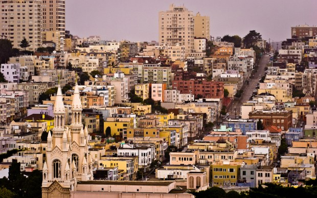San Francisco, City of Color