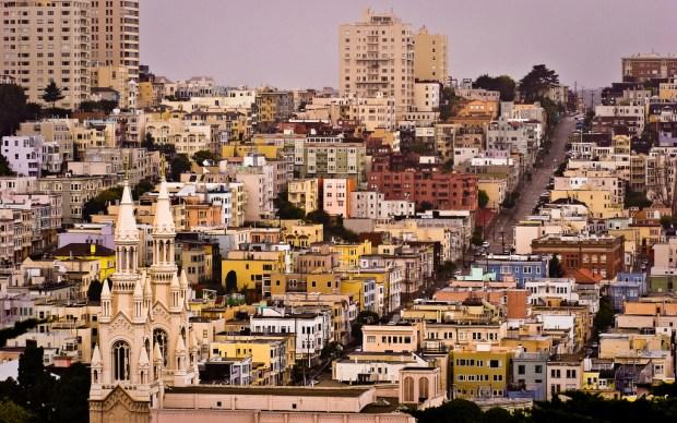 San Francisco, City of Color