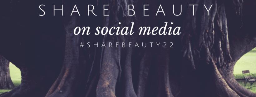 #sharebeauty November 1-22, 2017