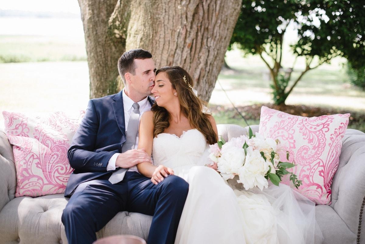 Lowndes Grove Wedding Alyssa Amp Sean S Charleston Wedding
