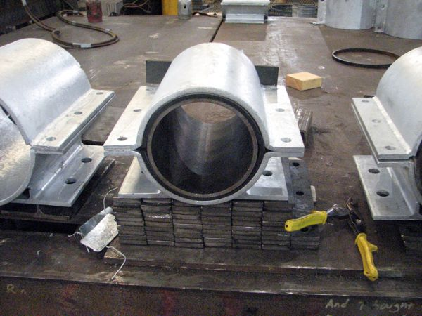 Supports For Hdpe Pipe Power Composites