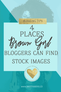 4 Places Brown Girl Bloggers Can Find Stock Images