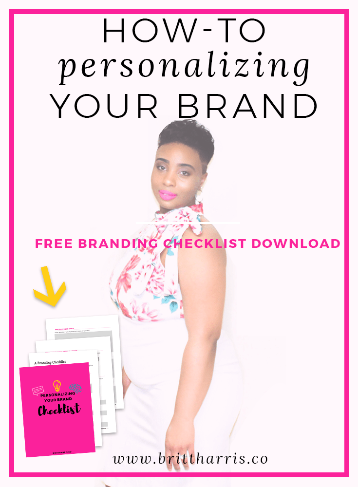 How To Personalizing Your Brand