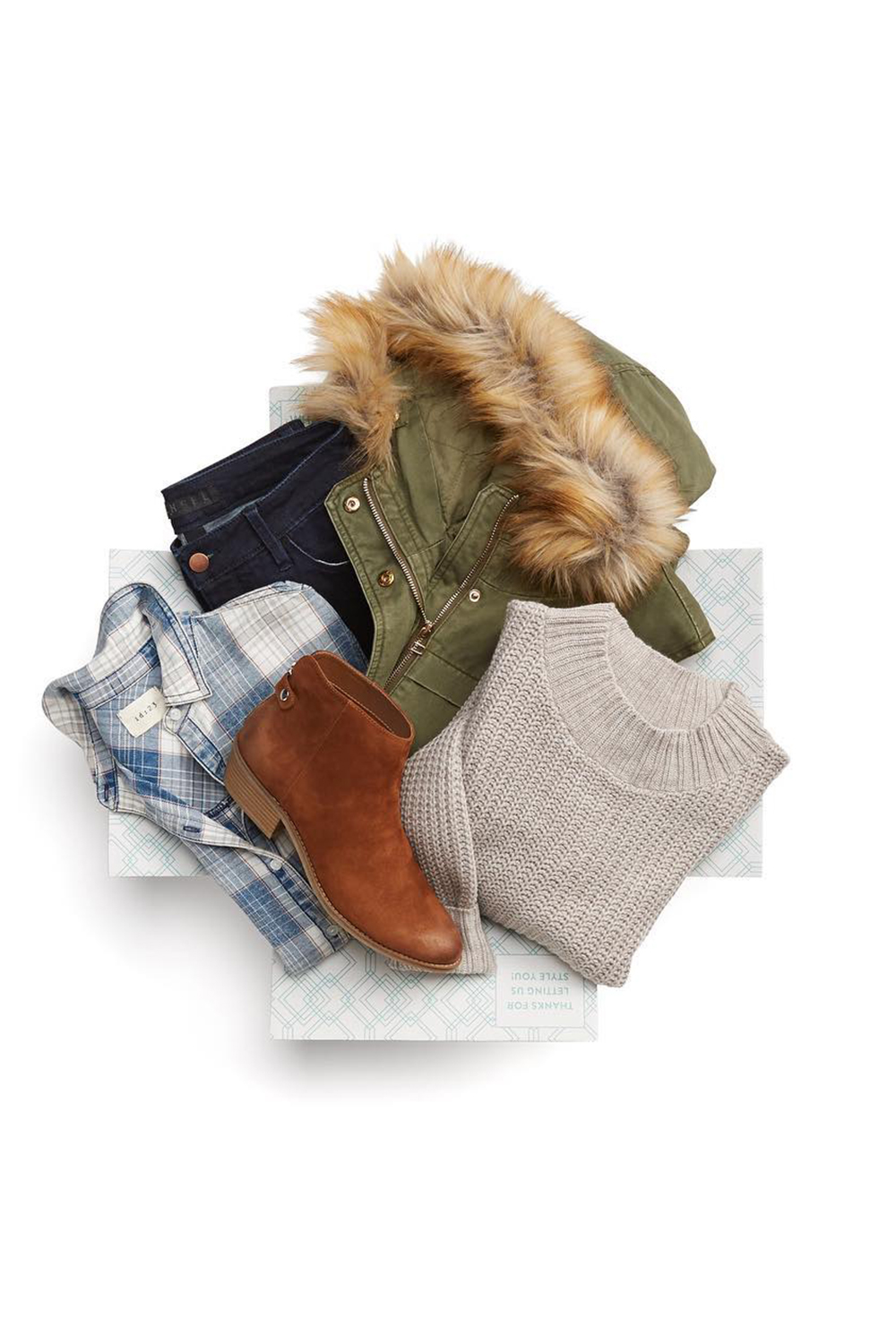 November Stitch Fix Styling Fee Waived