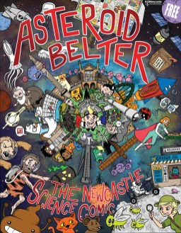 Asteroid-Belter-Newcastle-Science-Comic