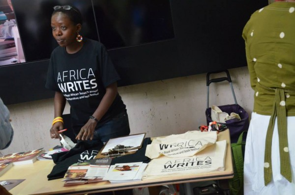 African Writes 15