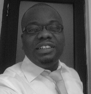 Niyi Omojola - Portrait