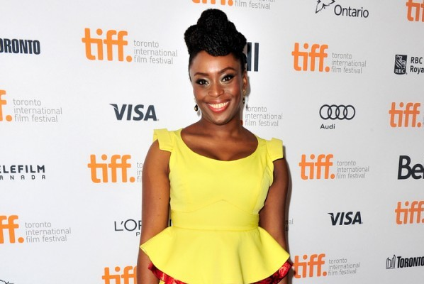 Adichie on the Red Carpet