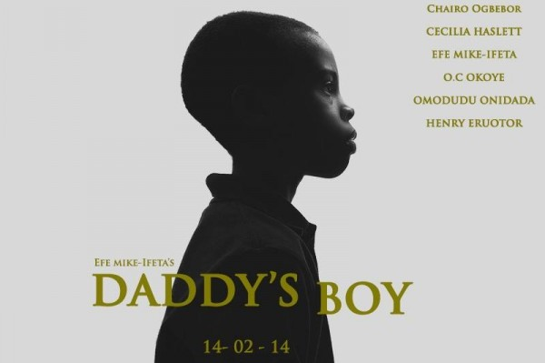Daddys Boy Poster