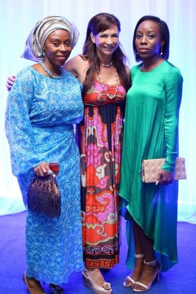Ugoma Adegoke, Deborah Willsher, Ebi Atawodi