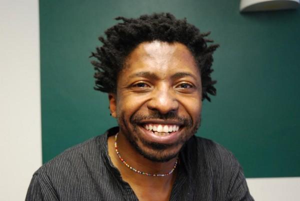 Portrait - Brian Chikwava