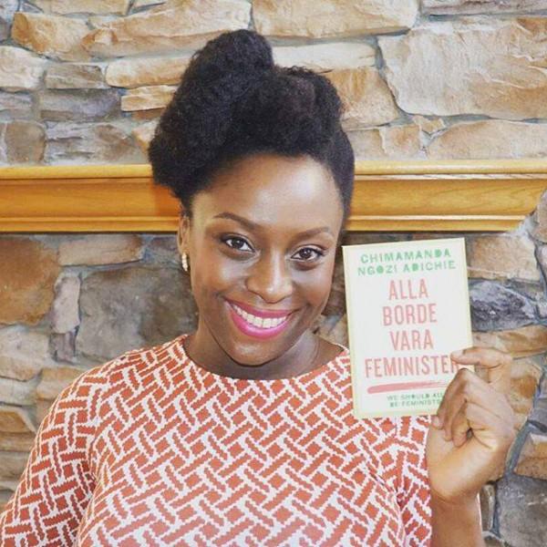 Adichie Sweeden gender equality