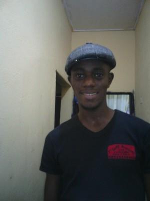 Portrait - Mbamalu