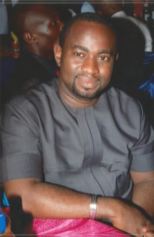 Portrait - Egboluche