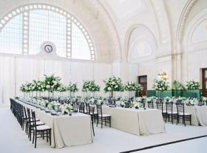 Reception Decor Tall Centerpieces