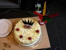 birthday icecream deliciousness!
