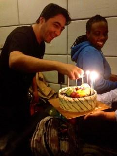 It was my classmates Birthday too last week!