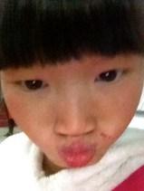 Even duck lips exist here! #selfie ;)