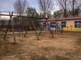 Empty play park