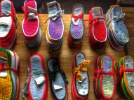 hand made by the children shoe insoles