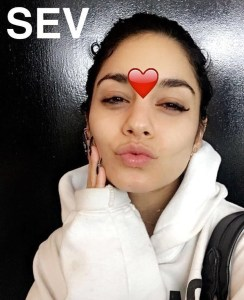 vanessa hudgens at sev laser