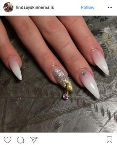 nail piercing