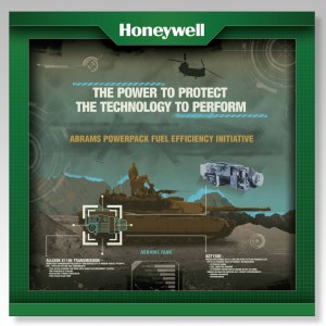 Trade Show graphics and posters Honeywell